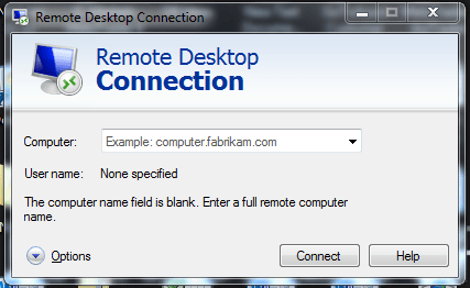 How to access your VPS using RDP (Remote Desktop Program)