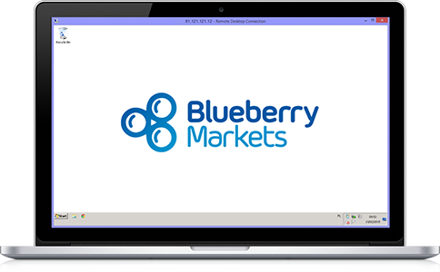 Blueberry Markets Free Forex VPS