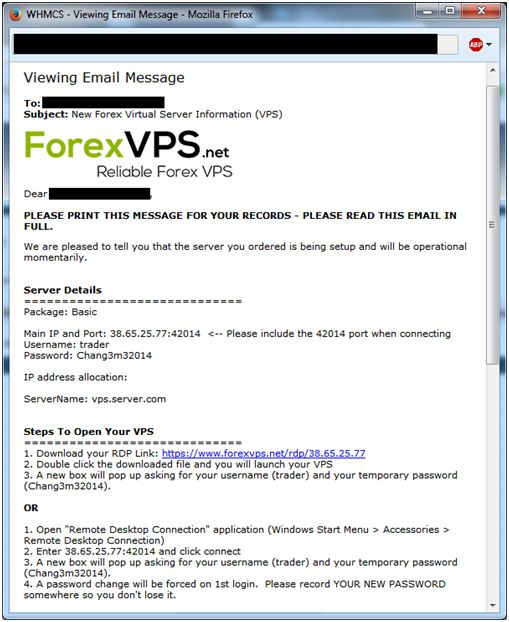 How to access your VPS using RDP on Apple Mac (Microsoft Remote